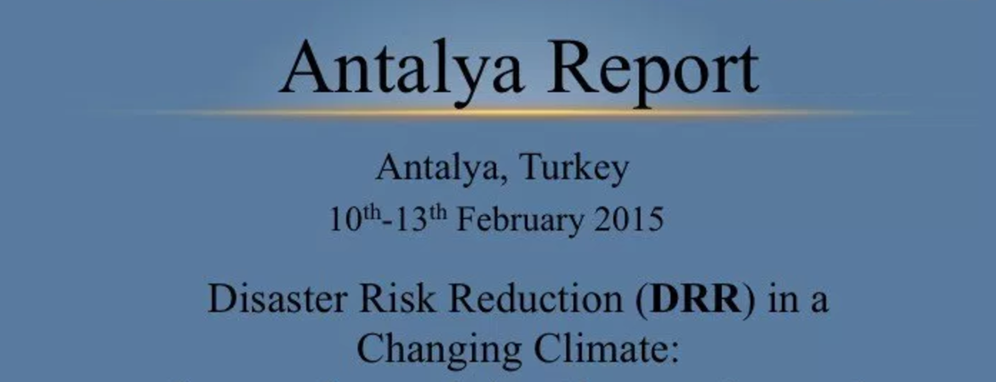 The Antalya Report and View Book
