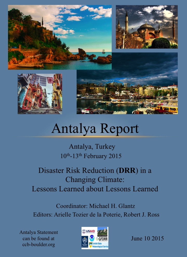 The Antalya Report
