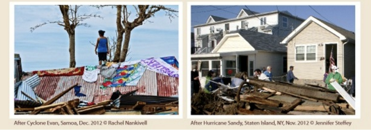 Rethinking Home: Climate Change in New York and Samoa