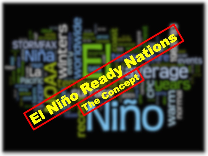 El Niño Ready Nations (ENRNs) and Disaster Risk Reduction (DRR) Report Executive Summary 2017
