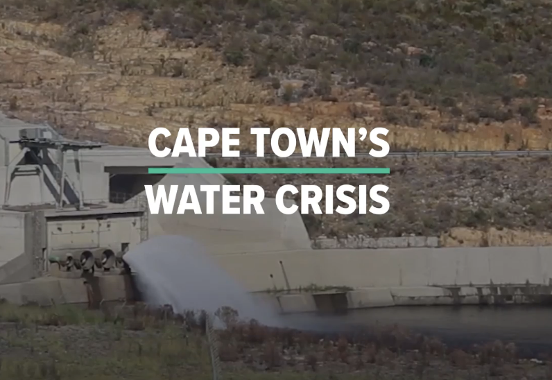 Cape Town Braces For Water Emergency That Could Affect Nearly 4 Million People