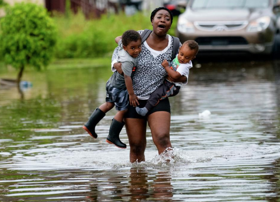 Will Tropical Storm Barry be Worse Than Katrina?