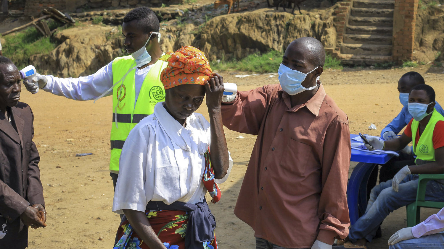 WHO Weighs Declaring Global Health Emergency As Ebola Spreads In Africa