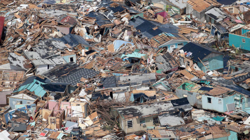 In the Midst of Catastrophe in the Bahamas, Heroic Zero-Order Responders (ZORs) Emerged