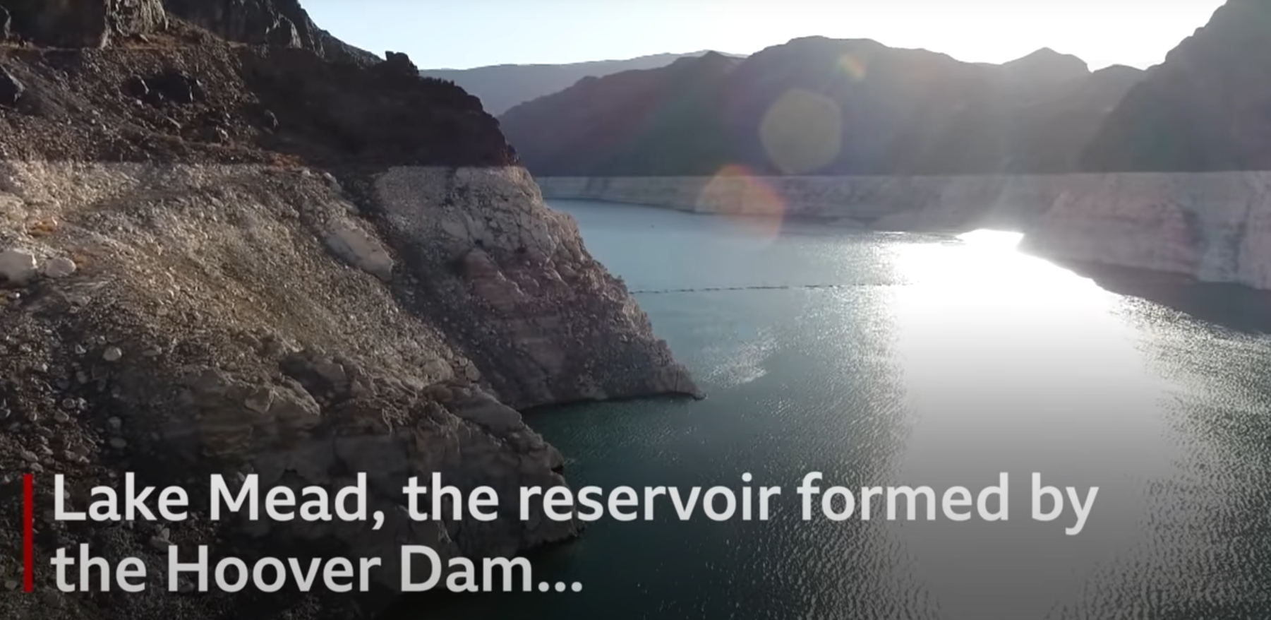 Colorado River: First-ever shortage declared amid record US drought
